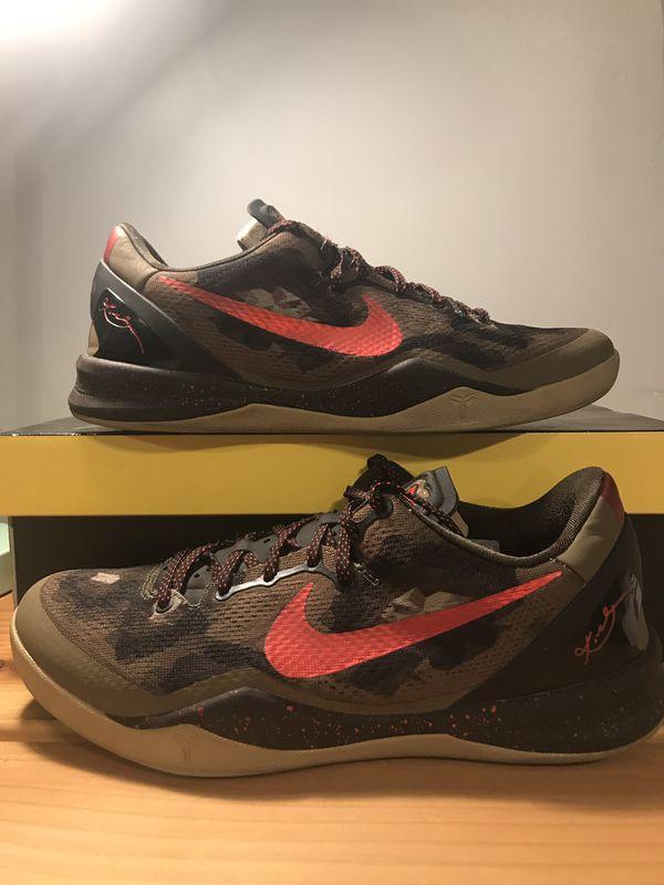 best service 45ac0 7f165 Nike Kobe 8 System  Python  Size 9.5
