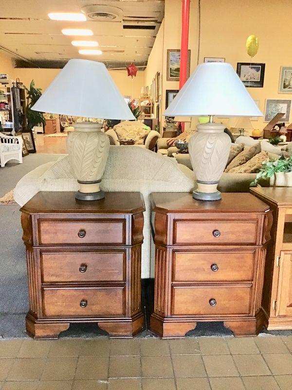 Ashley Furniture Wyatt Nightstands 199 Each For Sale In Myrtle