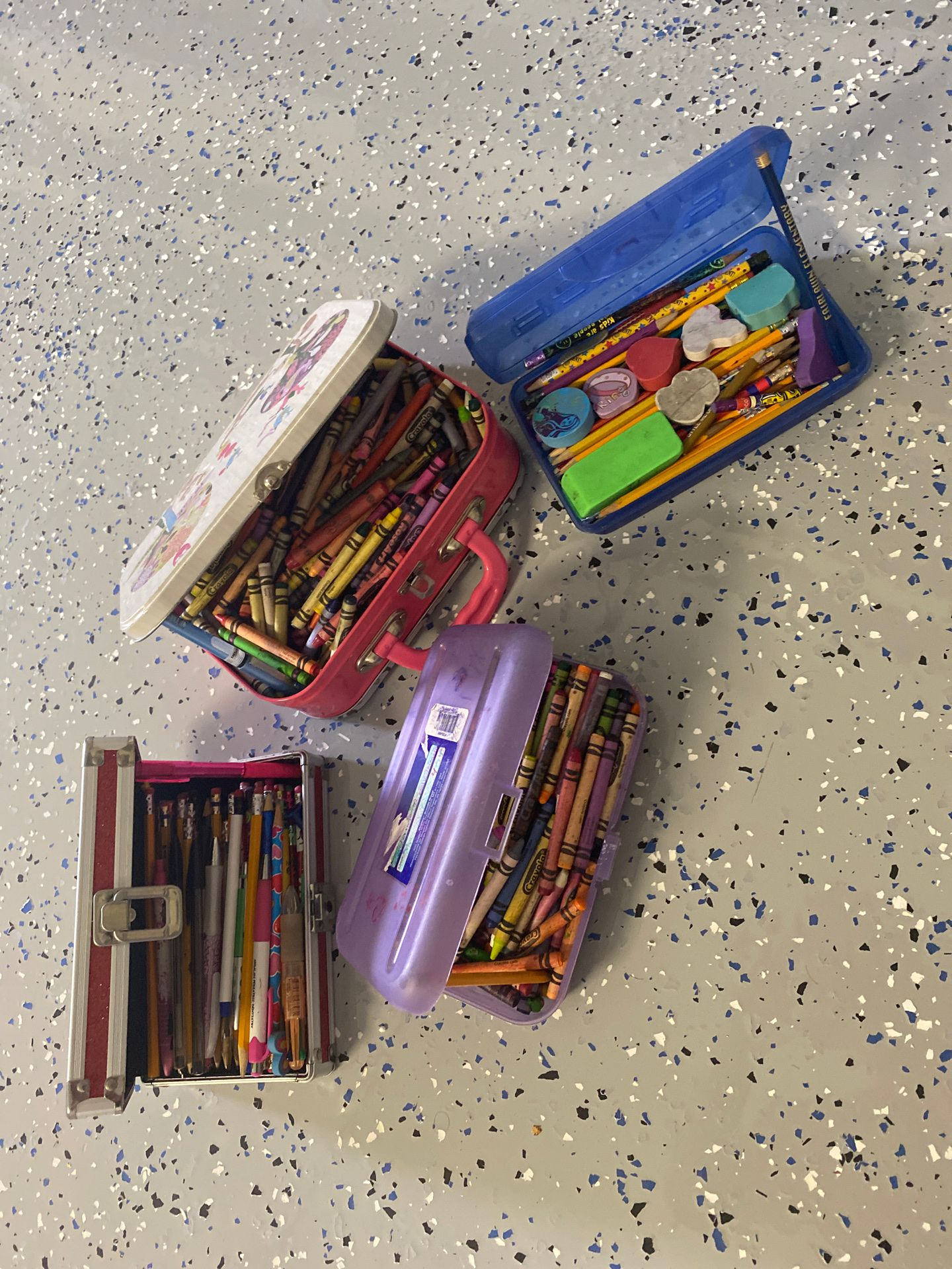 Crayons 🖍