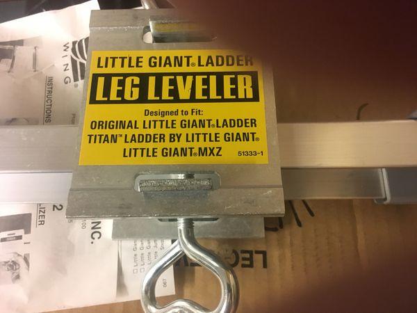 Little Giant Ladder Leg Leveler For Sale In Mckees Rocks Pa Offerup