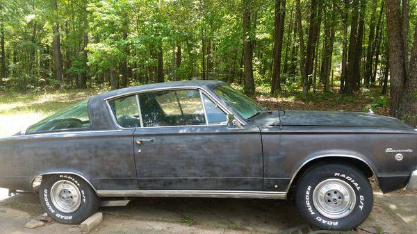 1966 Barracuda Formula S for Sale in McDonough, GA - OfferUp