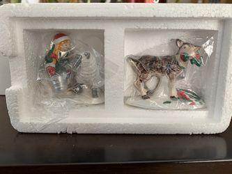 Department 56 snow village accessories Thumbnail