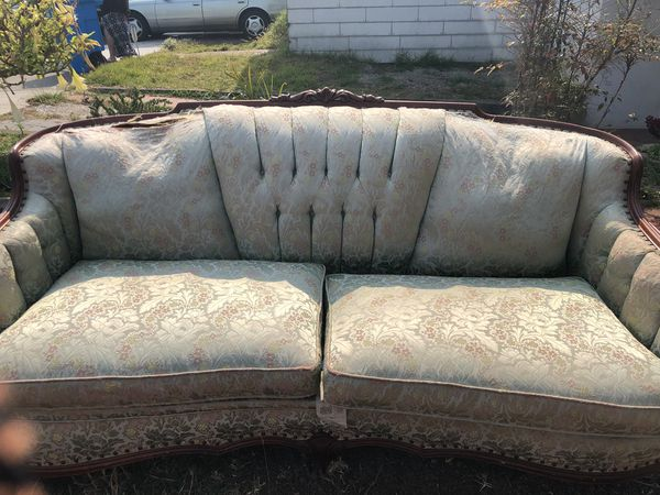 Remarkable Vintage Couches For Sale In Daly City Ca Offerup Machost Co Dining Chair Design Ideas Machostcouk