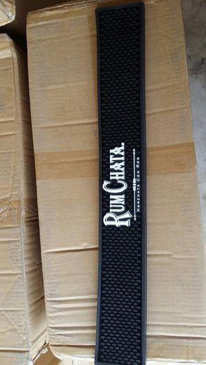 Rum Chata Horchata Con Ron bar mats *NEW* for Sale in Chesapeake, VA