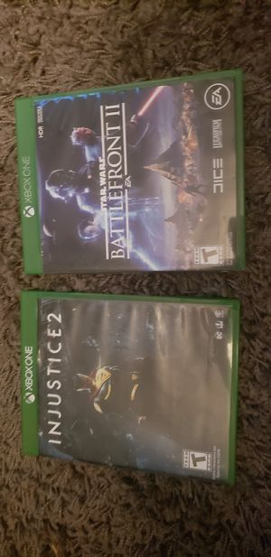 Xbox one games for Sale in Washington, DC