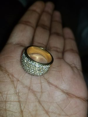 Diamond And Gold Ring for Sale in Hyattsville, MD