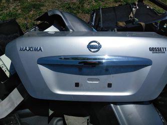 M37 m35 g35 maxima altima parts Thumbnail