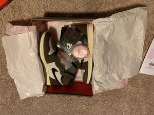 f3d77d3b4bd Nike Jordan 1 Travis Scott size 8.5 for Sale in Bellevue, WA