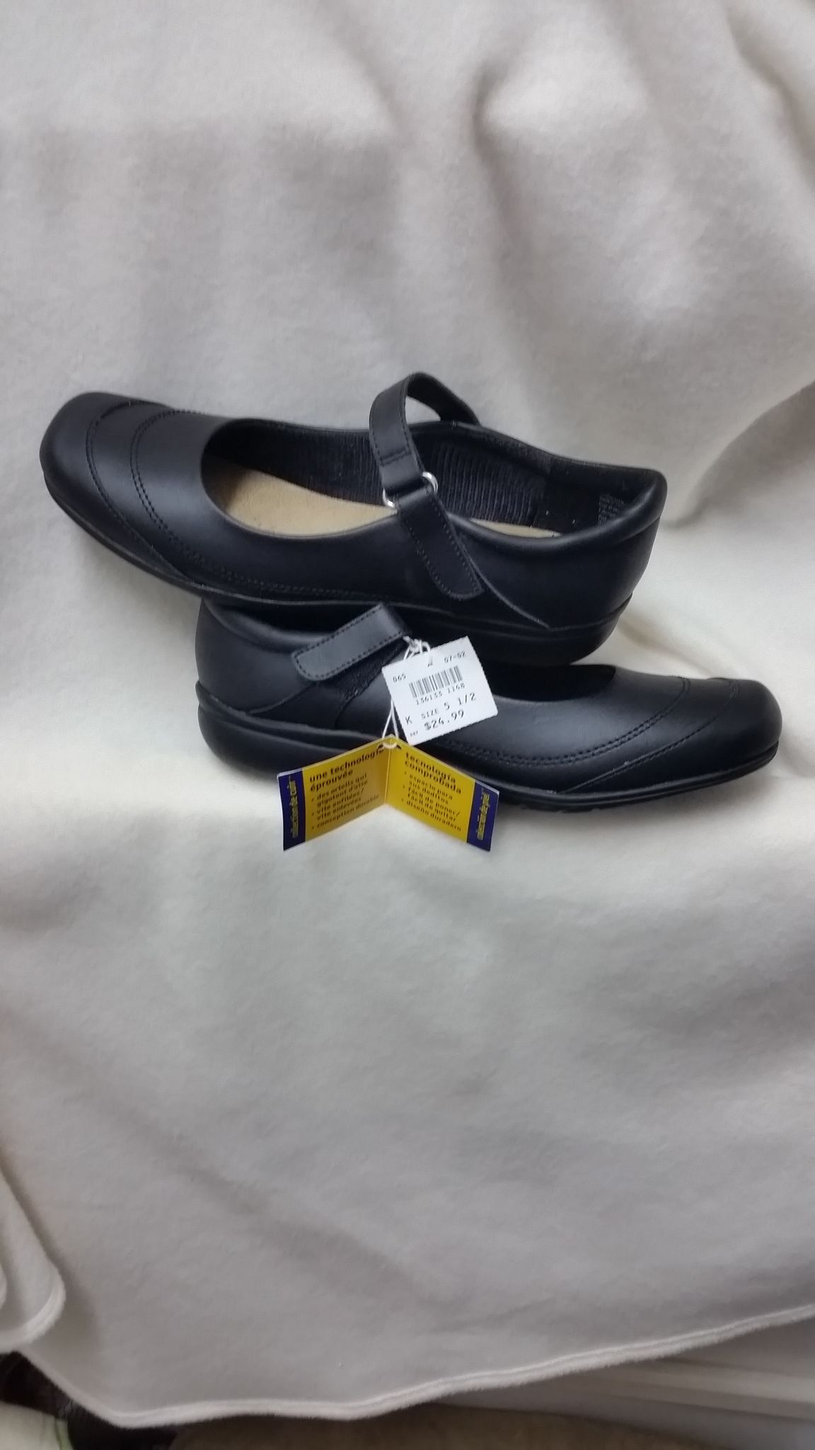 Mary Jane Shoes Kid's Size 5 1/2