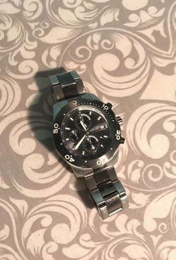 Black and silver Invicta Watch Thumbnail