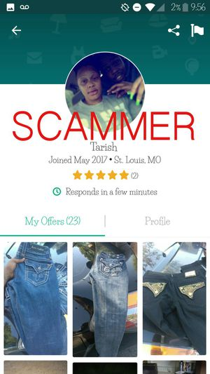 SCAMMER for Sale in St. Louis, MO