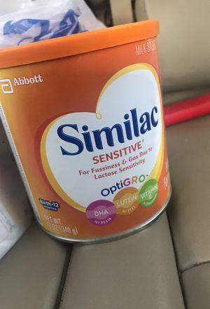 Similac sensitive for Sale in Rockville, MD