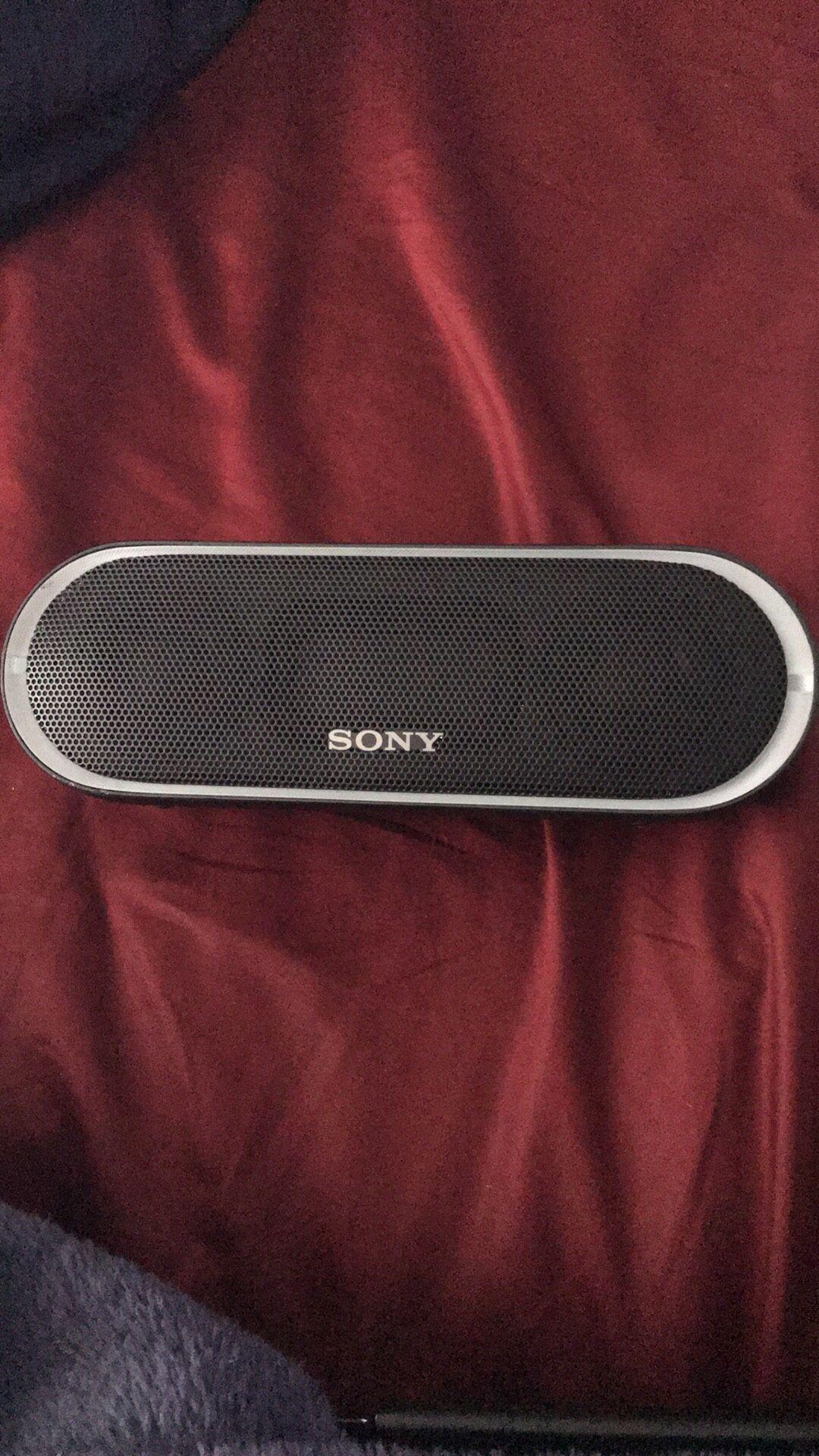 Don't see-xb 20 Bluetooth speaker