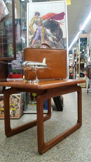 Tarm Stole Mobelfabrik Danish Modern End Table solid Teak for Sale in Montgomery Village, MD