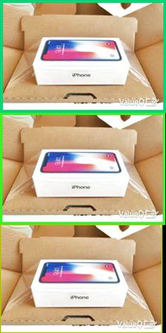 For Sale Sealed iphone x 256 GB!//// To buy contact 657. 2I4. 33I6. for Sale in Frederick, MD