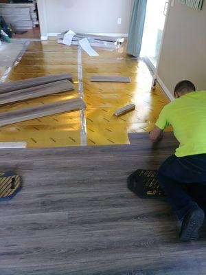Flooring Installation Install Installer Laminate Hardwood Vinyl For