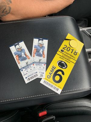 Penn State Vs Wisconsin for Sale in undefined
