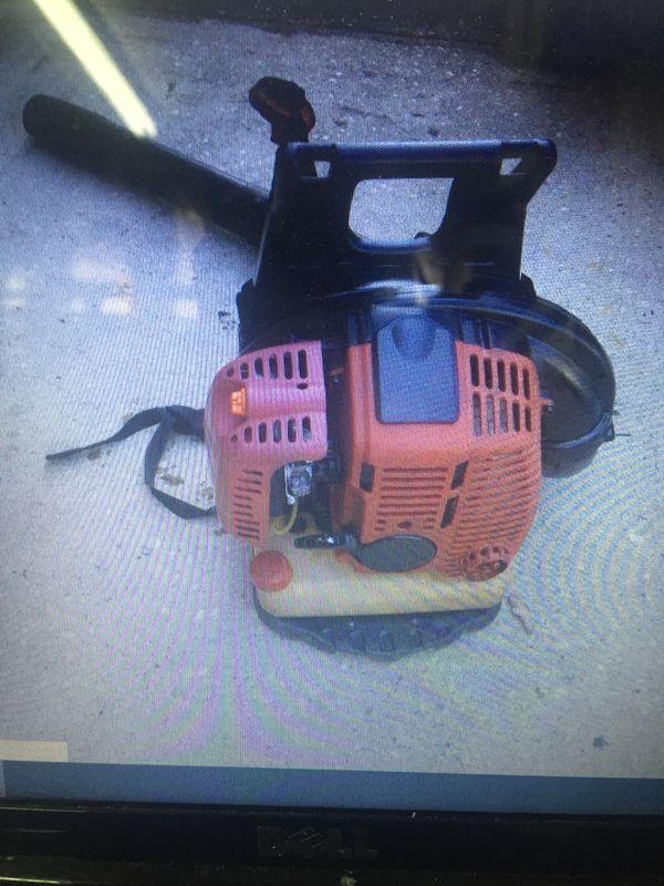 Shindaiwa Eb802 Gas Powered Backpack Leaf Blower For Sale