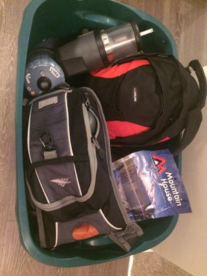 Camping/hiking gear for Sale in Rockville, MD