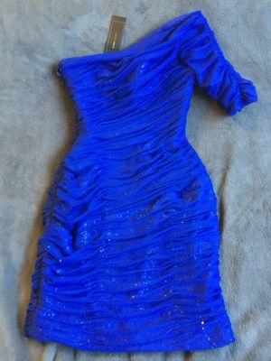 BCBG Maxazria Bojana dress in Royal blue for Sale in Las Vegas, NV