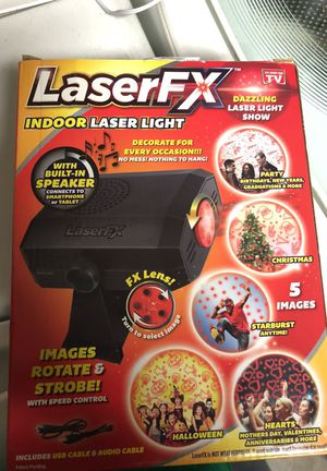 christmas indoor laser light show all year round brand new for sale in virginia beach - Christmas Mouse Virginia Beach