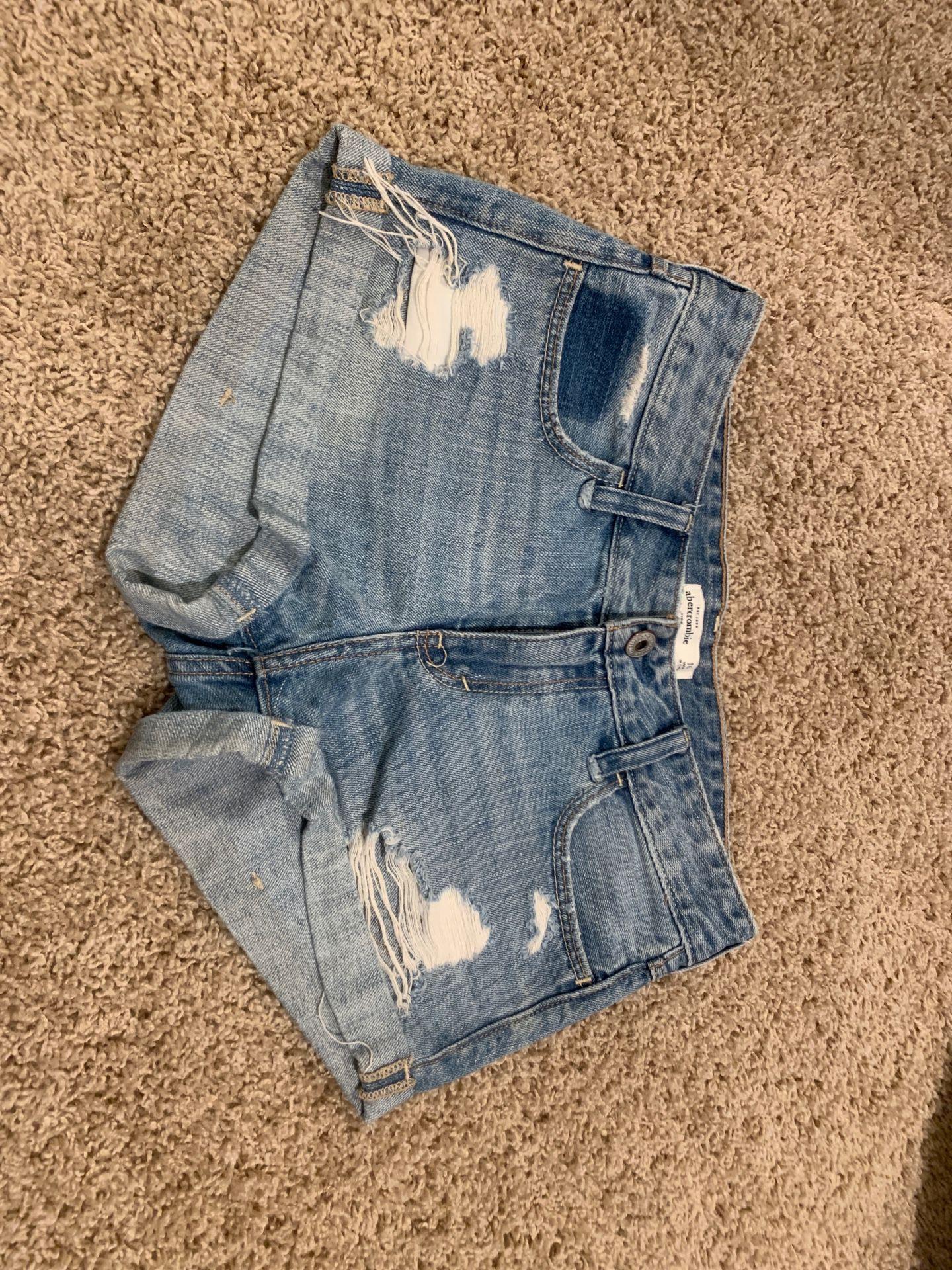 Abercombie kids shorts
