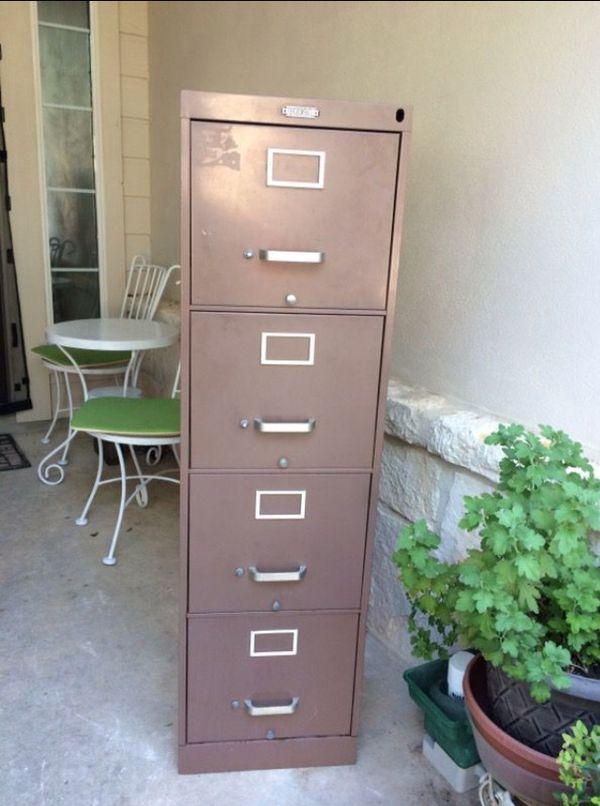 File Cabinet Steel Devon By W H Harper Co Inc For In San Antonio Tx Offerup