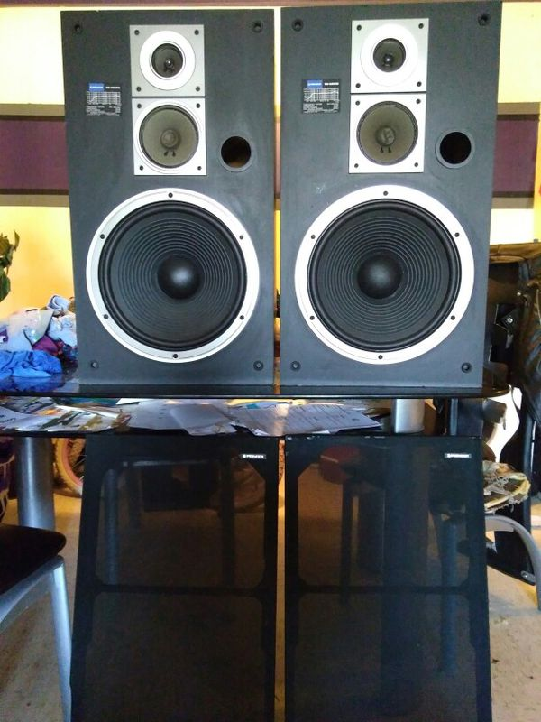 12 Inch Pioneer Cs A9000 House Speakers In Great Condition Audio Equipment Richmond Va Offerup