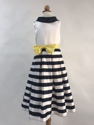 New and used flower girl dresses for sale in gardena ca offerup blue stripes dress for sale in los angeles ca mightylinksfo