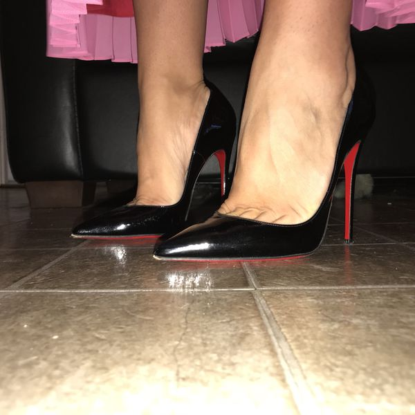 ea0a92fd72a Christian Louboutin - So Kate 120mm - Red Bottoms for Sale in West Orange,  NJ - OfferUp