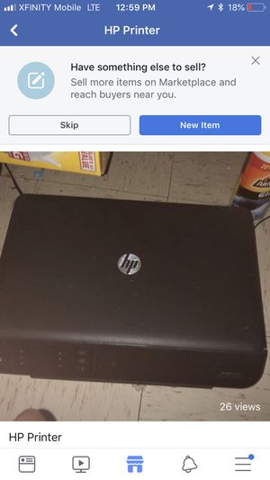 Hp Printer for Sale in Baltimore, MD