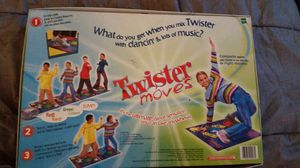 Twister Moves Board Game for Sale in Brentwood, MD