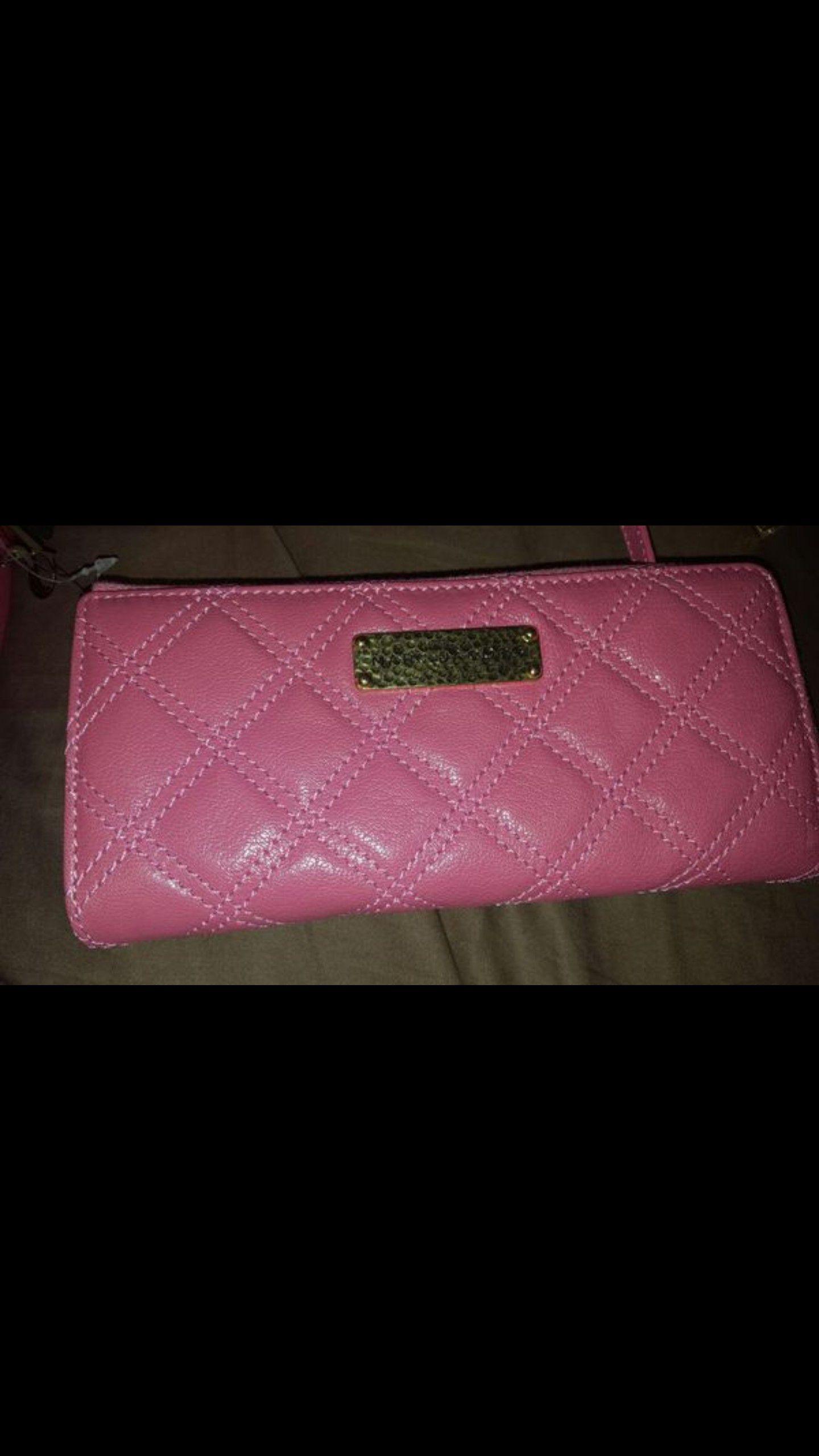 Marc Jacob's wallet authentic