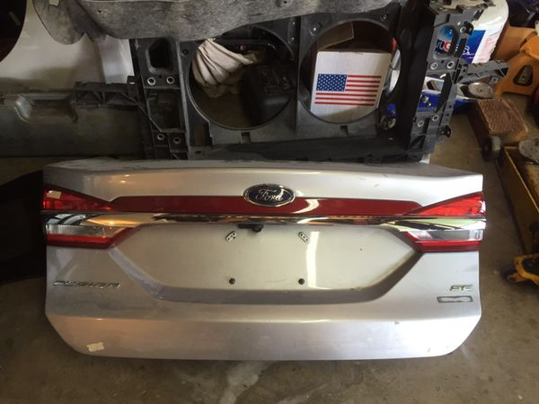 2017 Ford Fusion Deck Lid Trunk