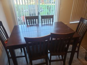 Wondrous New And Used Dining Table For Sale In Beaverton Or Offerup Evergreenethics Interior Chair Design Evergreenethicsorg