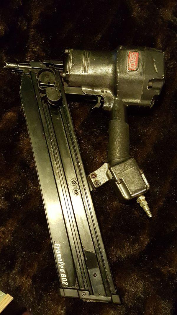 Senco framing nail gun (Tools & Machinery) in Marysville, WA - OfferUp