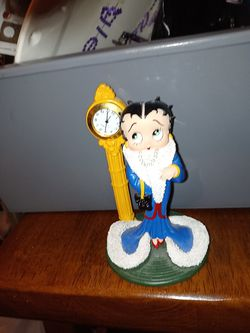 Betty Boop collection statue Thumbnail