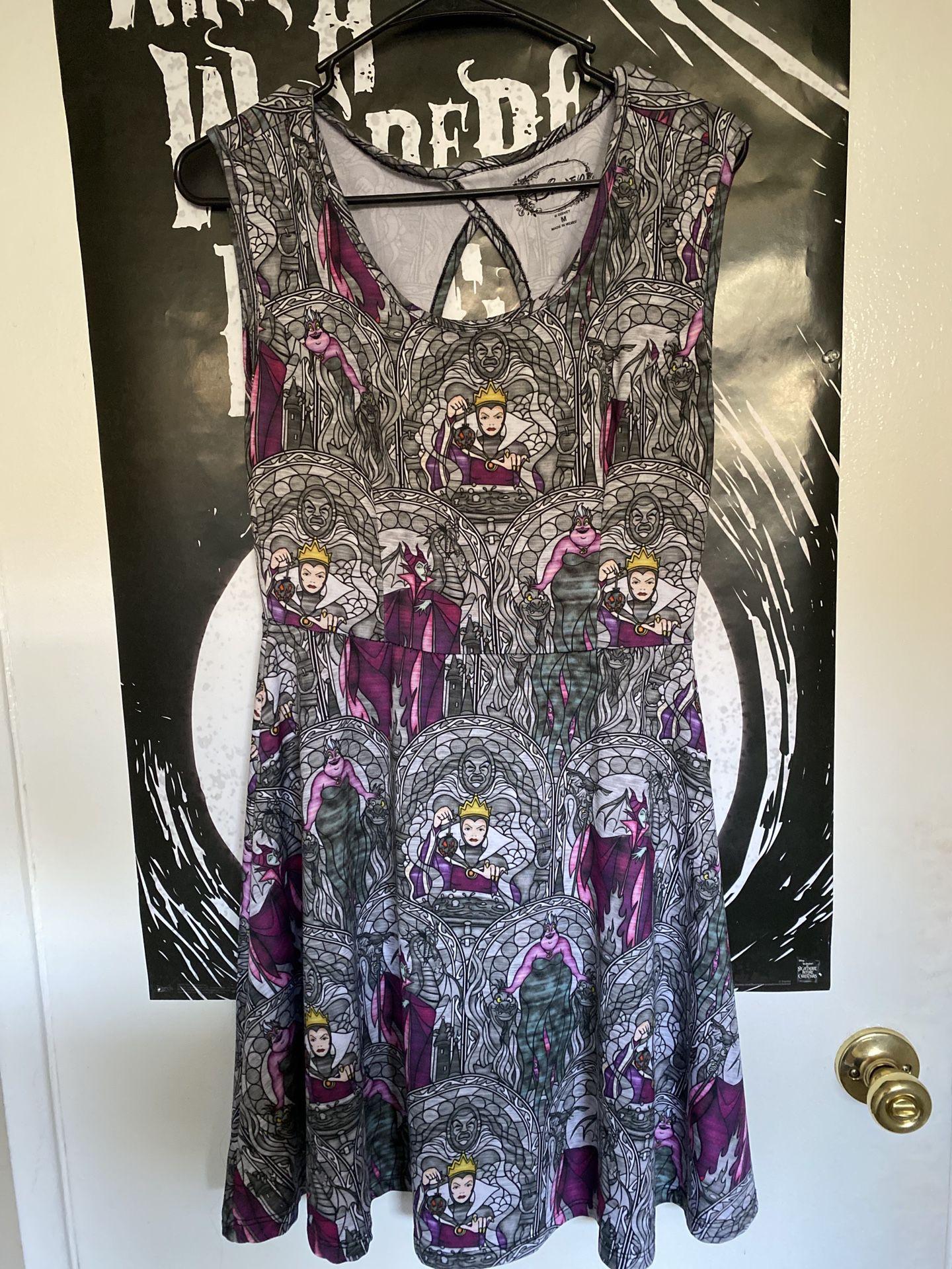 Villain 🦹♀️ Disney dress 👗
