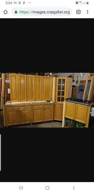 Used Cabinets For Sale >> New And Used Kitchen Cabinets For Sale In Greenville Sc Offerup