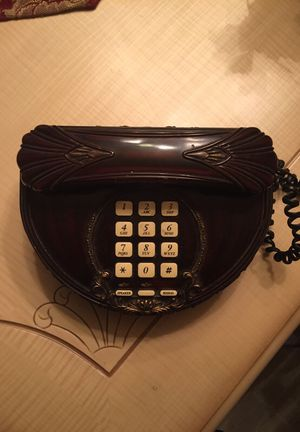 Brown Antique Telephone for Sale in Hyattsville, MD