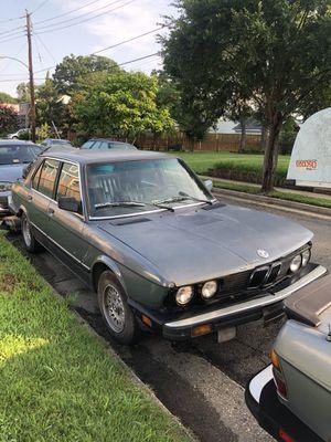 BMW e28 528e for Sale in Alexandria, VA