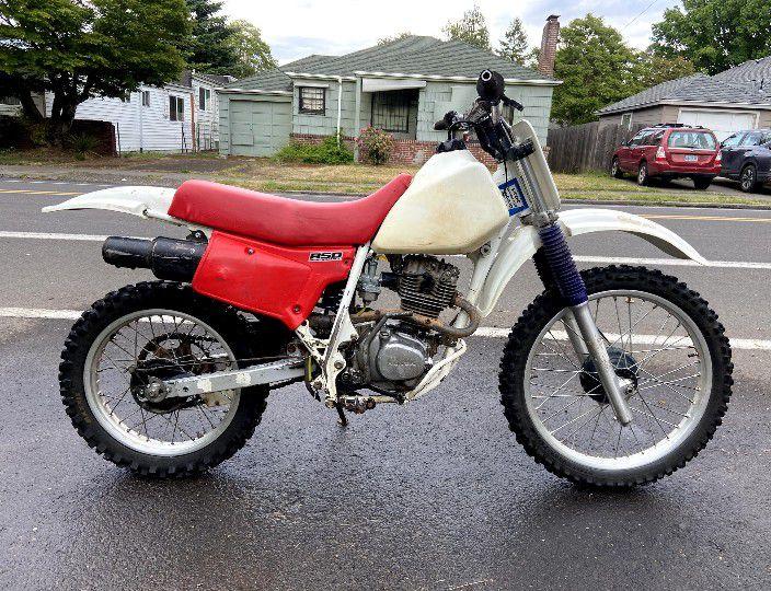 Photo 1996 Honda XR200 XR200R XR 200
