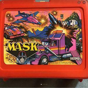 Vintage 1985 MASK Lunchbox for Sale in Gaithersburg, MD