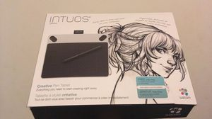 Wacom Drawing Tablet for Sale in Washington, DC
