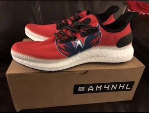 Adidas AM4NHL Washington Capitals Shoe for Sale in Rockville, MD