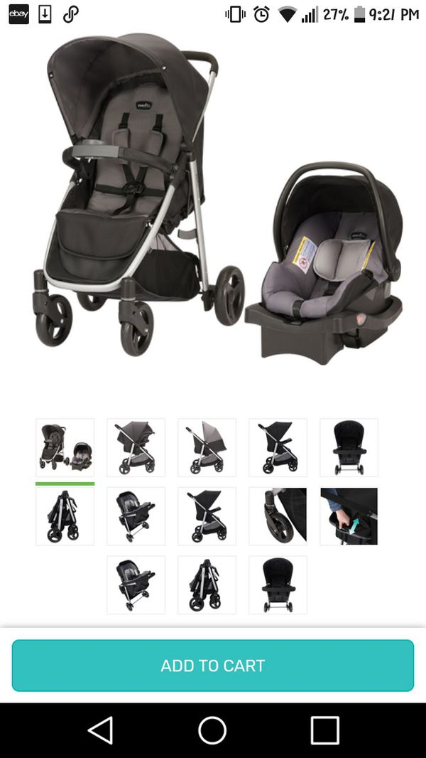 Evenflo Flipside Travel System For Sale In Los Angeles Ca Offerup