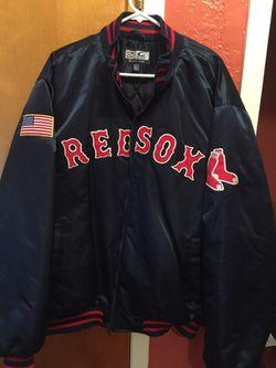 Vintage Red Sox Coat Thumbnail