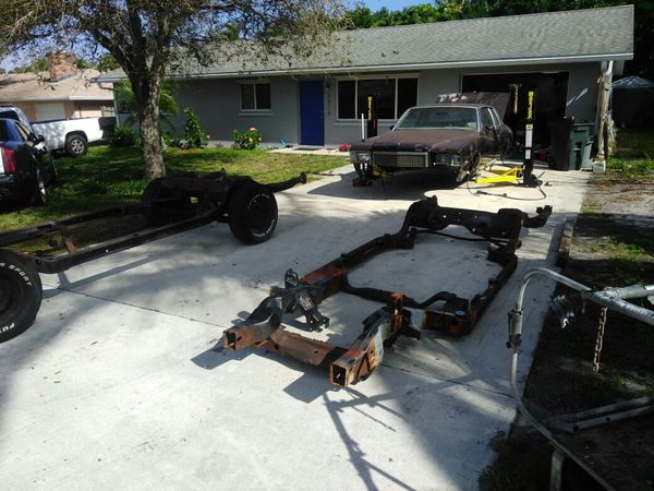 G body frame,chassis for Sale in Lake Worth, FL - OfferUp