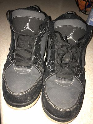 Air Jordan 1 Fund Black/white M size 10 for Sale in Boston, MA