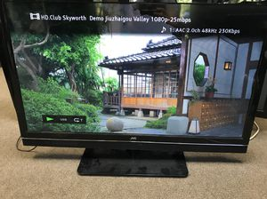 """Full hd led tv 120GHZ 42"""" JVC JLE42BC3001 for Sale in Kent, WA"""